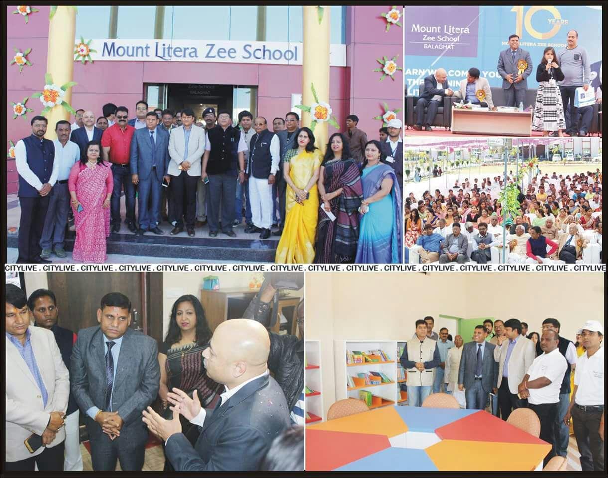 Mount Litera Zee School Balaghat
