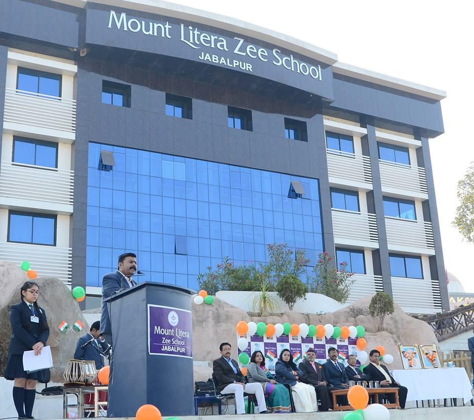 Mount Litera Zee School Jabalpur