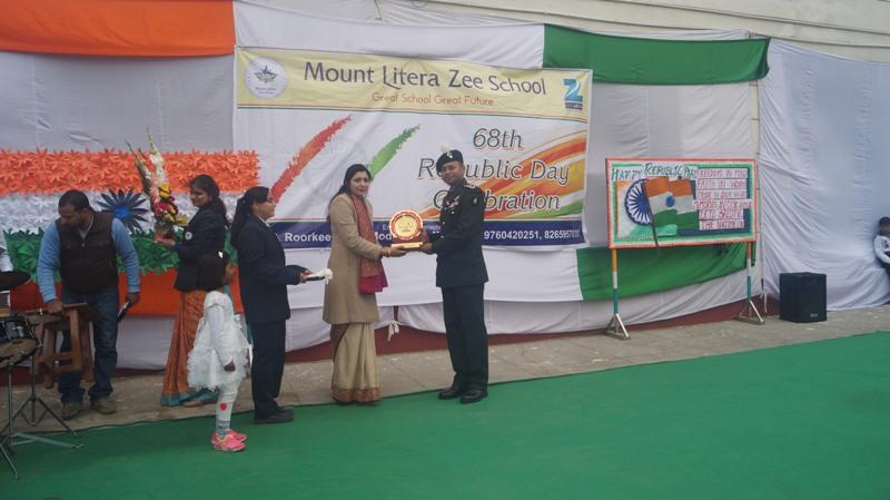 Mount Litera Zee School Meerut